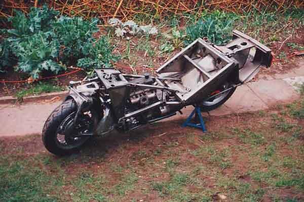 FJ chassis