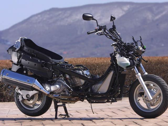 Honda Silver Wing Chassis