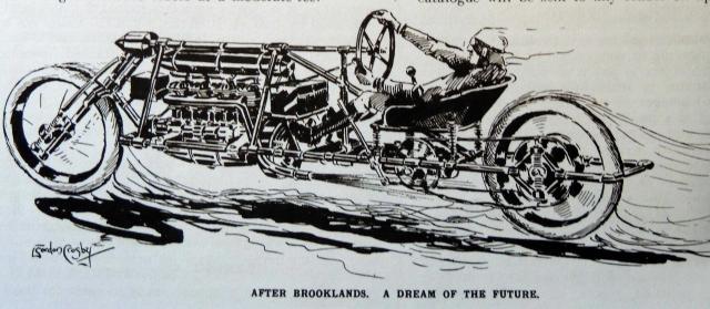 FF Dream Machine 1908