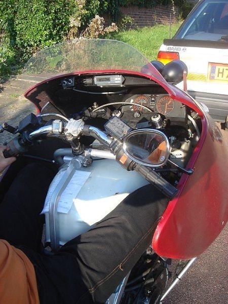 Arthurs FF steering system frame