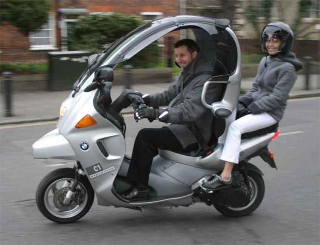 BMW C1 - Page 2 - Maxi-Muppets...
