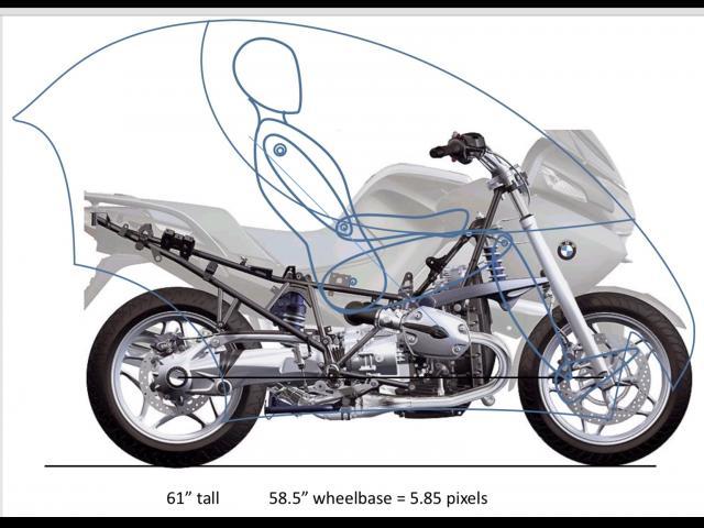 BMW R1200 FF