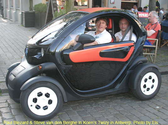 Renault Twizy - electric