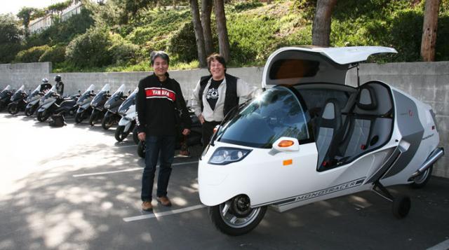 MonoTracer meets Mk4 Tmax in Malibu!
