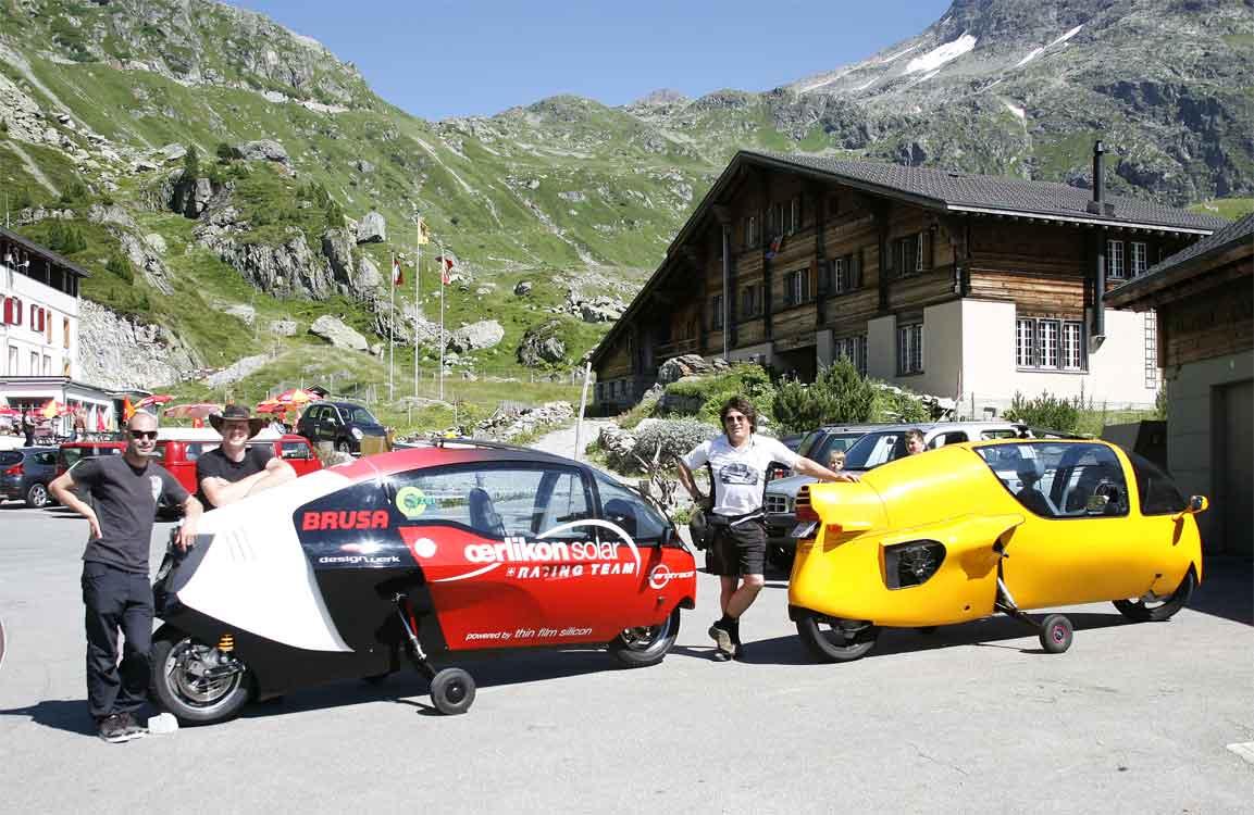 Old Eco meets New ZeroTracer 2010