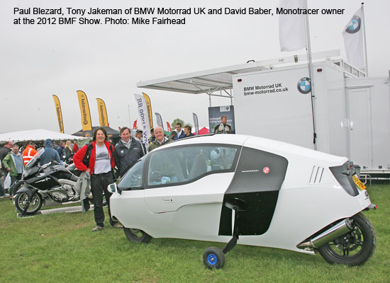 Monotracer at 2012 BMF Show