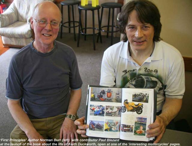 Fotos of FFs in Duckworth Biography