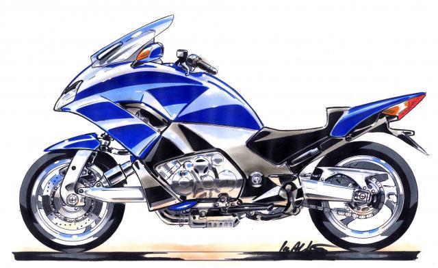 Alderton design drawing for GTS1000FF