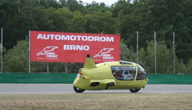 Tailfin Eco Brno 2007