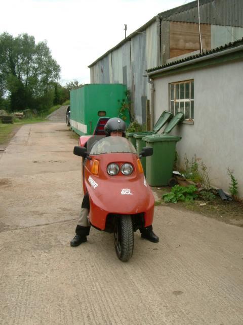 Martyn sets off
