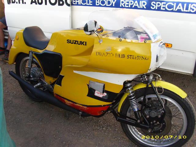 Difazio T500 Monocoque