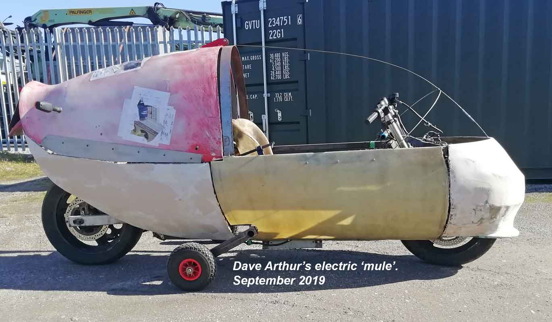 Dave Arthur's Electric Cabin FF