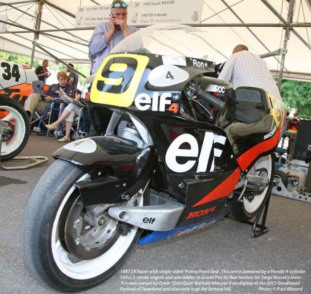 1987 Elf Racer