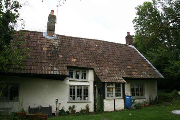 Field Cottage: home of Malcolm Newell