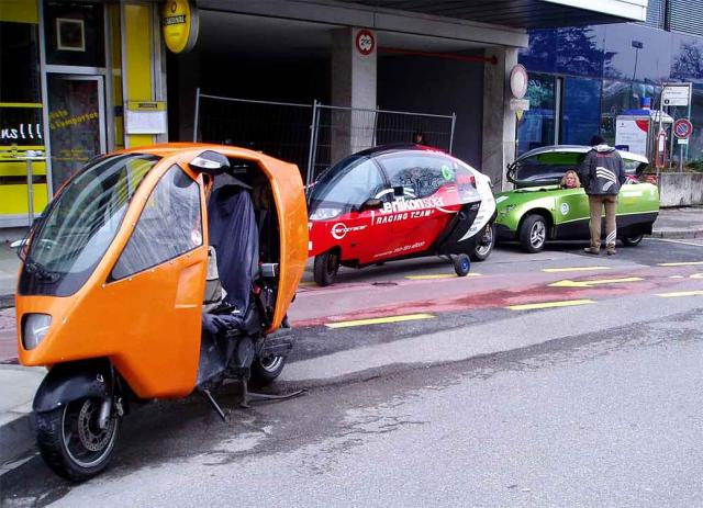 Genesis, ZeroTracer & TREV in Geneva