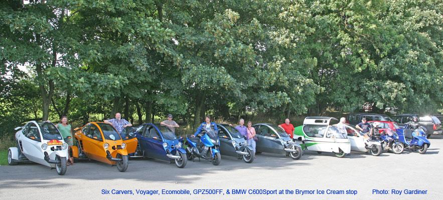 6 Carvers, 4 FFs At Brymor