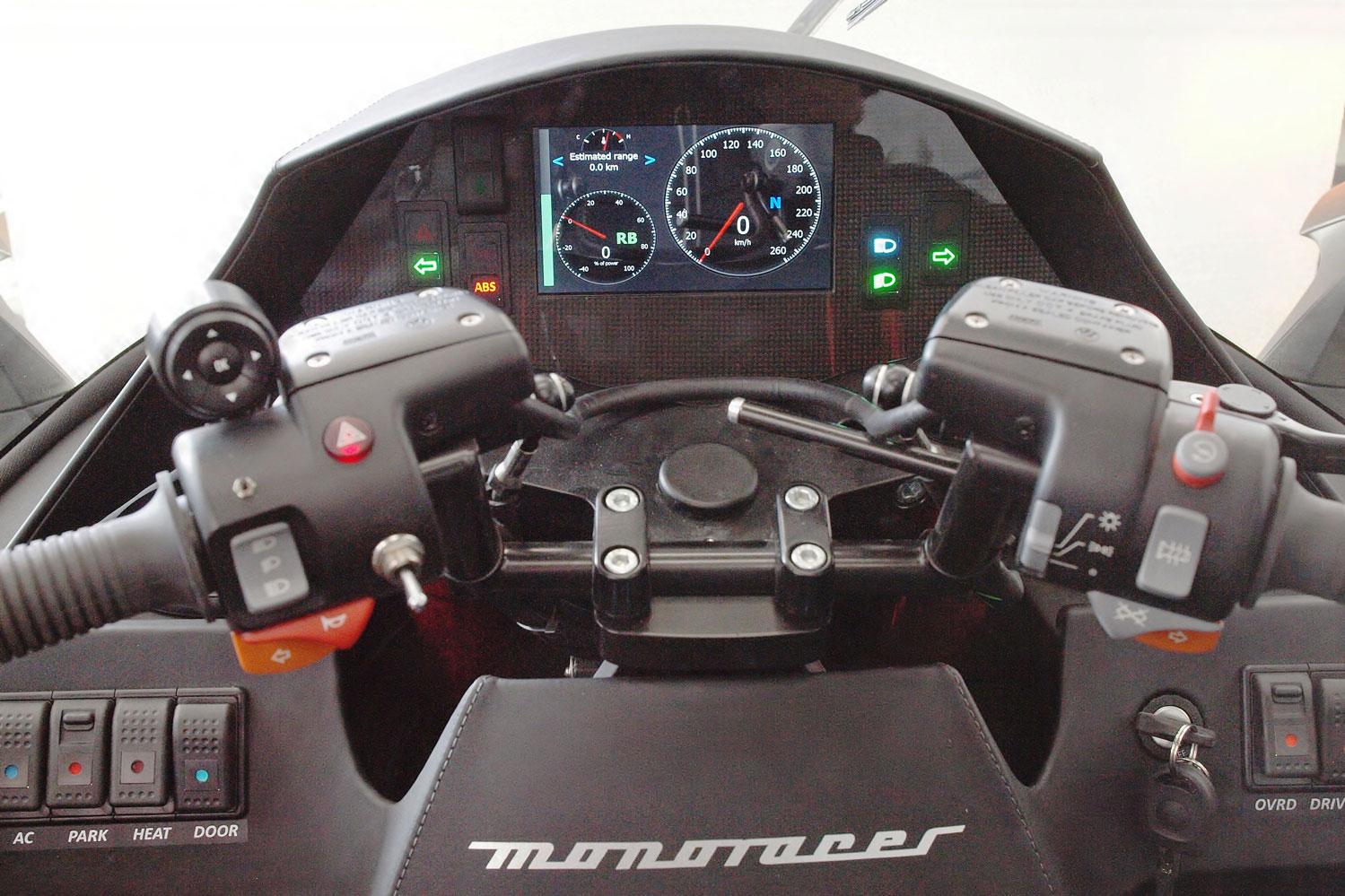 Electric Monoracer Dash