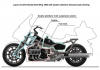 Layout of 2018 Hossack Gold Wing