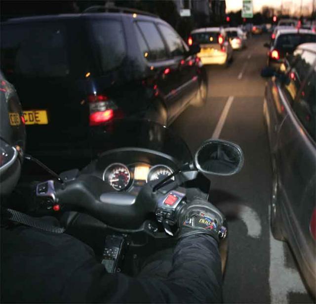 MP3: On Board Lane-Splitting
