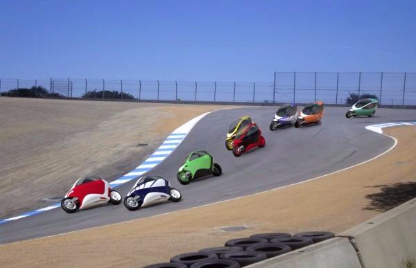 LitMotors Cabin Racers?