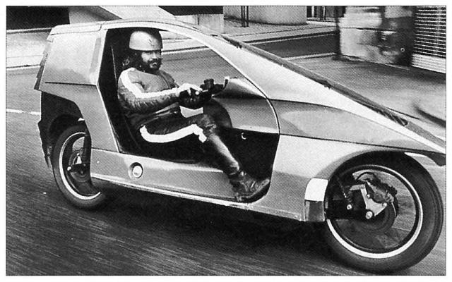 Malcolm & Quasar 1977