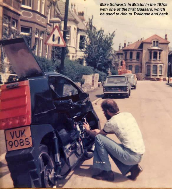 Schwartz & Quasar in Bristol