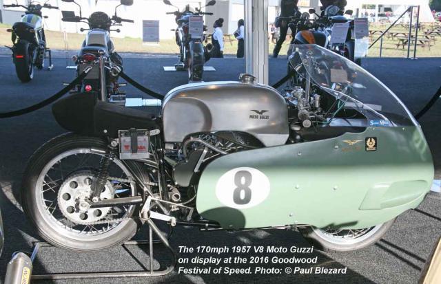 Moto Guzzi V8 RHS