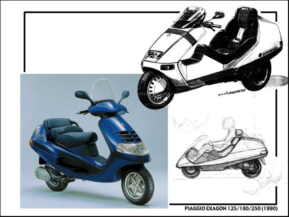 Marabese Design concept for Piaggio.