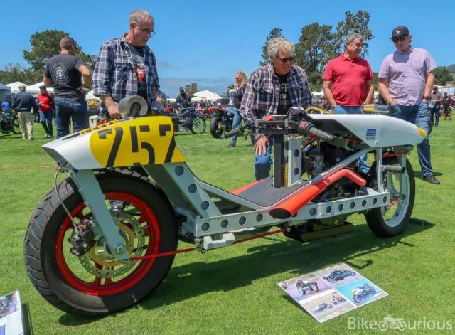 2019 Quail Motorcycle Gathering