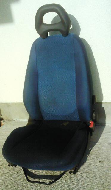 2003 Fiat Punto Drivers Seat