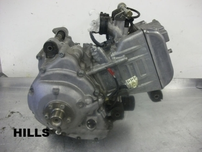 Modern Linto 1 (Honda Silver Wing engine)