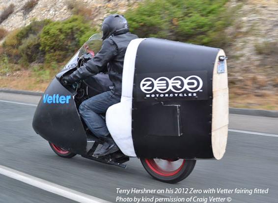 Vetterised Electric Zero (Kamm Tail version)