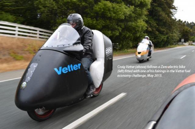 Vetterised Zero Leads Vetter's FF