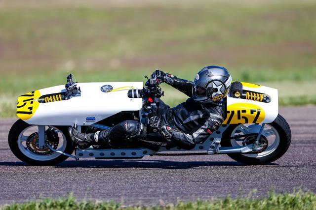 Robs racer, second race