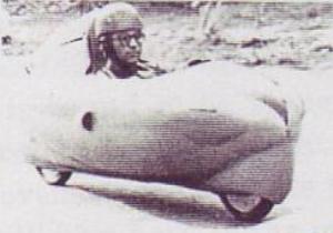 Aermacchi 48 cc record breaker 1955