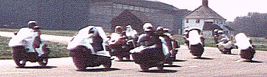 FFs at Wroughton for Top Gear 1988
