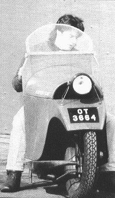 Blez in 1926 Avro at Wroughton (1988)