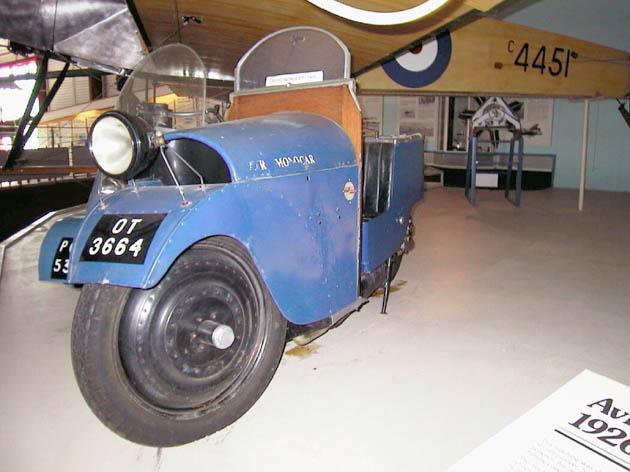 Avro Monocar (1926)