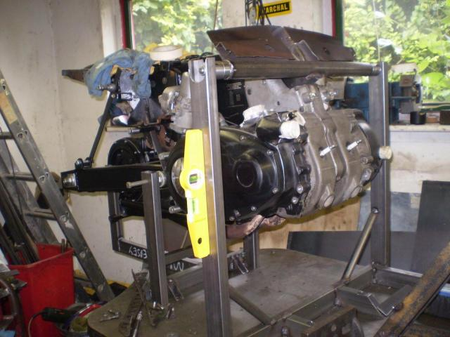 Engine jig