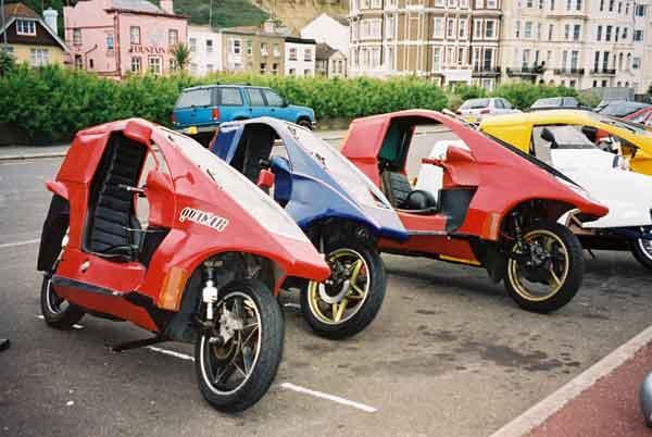 Quasar Weekend 2001