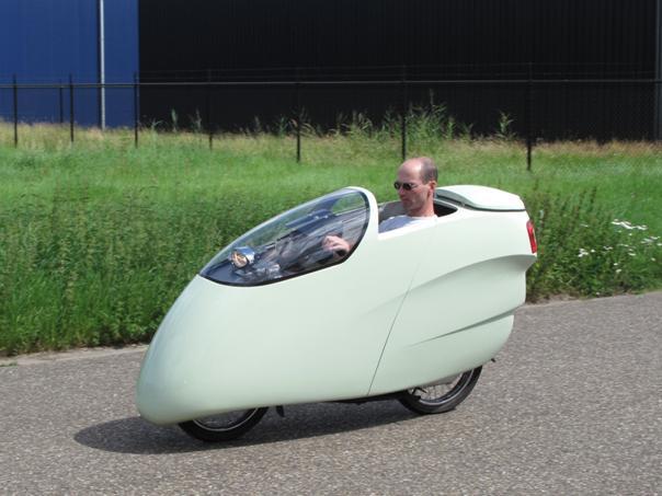 Allert's Honda Innova ANF125 -based FF