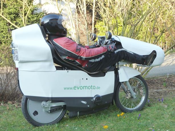 Evomoto (Honda Innova-based FF)