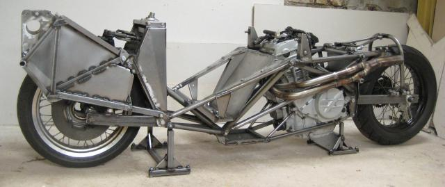 Another incomplete rolling chassis...