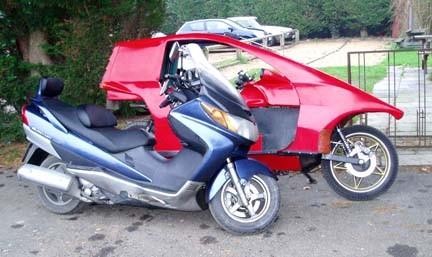 Suzuki AN400K3 & QuickaQuasar