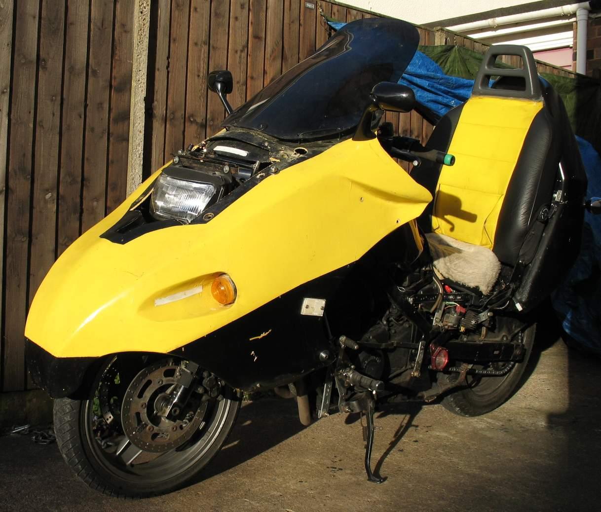 2007: Pegasus KawaBanana - First ride!