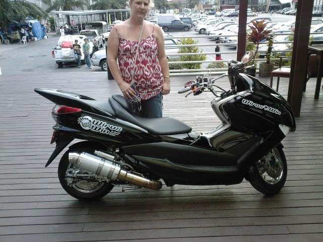 Yamaha Morphous Scooter For Sale