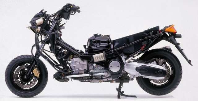 Naked T-Max