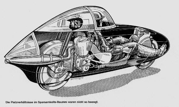 NSU cut-away
