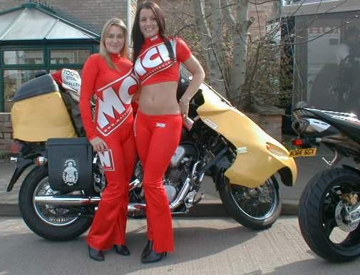 MCN girls & Bananaskin Yeovil 5