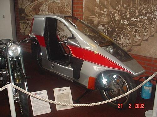 BY Quasar at the National Motorcycle Museum,